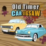 Old Timer Car Jigsaw